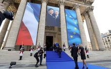 Los secretos del Panteón de París: de Marie Curie a Simone Veil