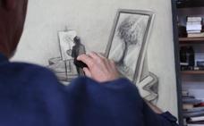 El gran misterio del pintor que no existe: un español que triunfa con su obra