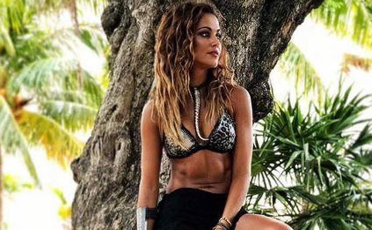 Los bikinis de las famosas que triunfan en rebajas