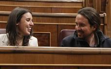 El emotivo mensaje de Pablo Iglesias tras el parto prematuro de Irene Montero