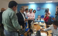 841 afiliados del PP jienense votarán mañana