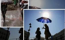Los meteorólogos avisan del calor que viene en unas horas