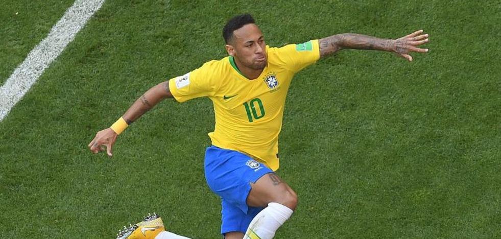 Llegan los cuartos de final del Mundial: lo que quiera Neymar