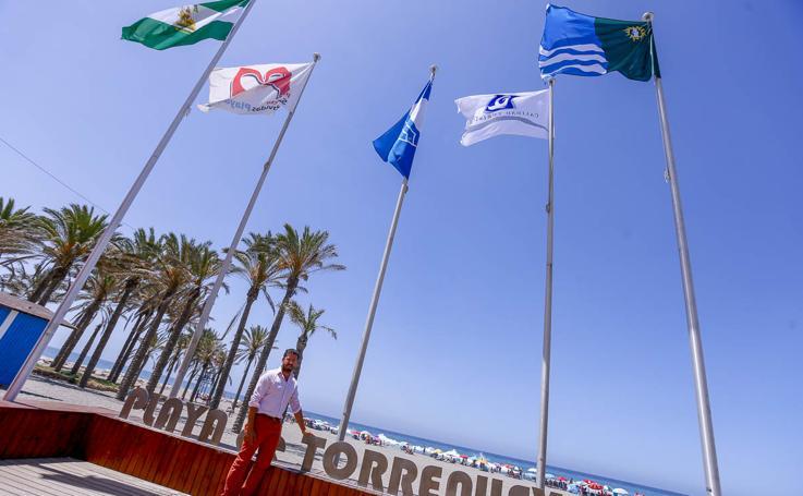 Las imágenes de la mejor playa de Granada