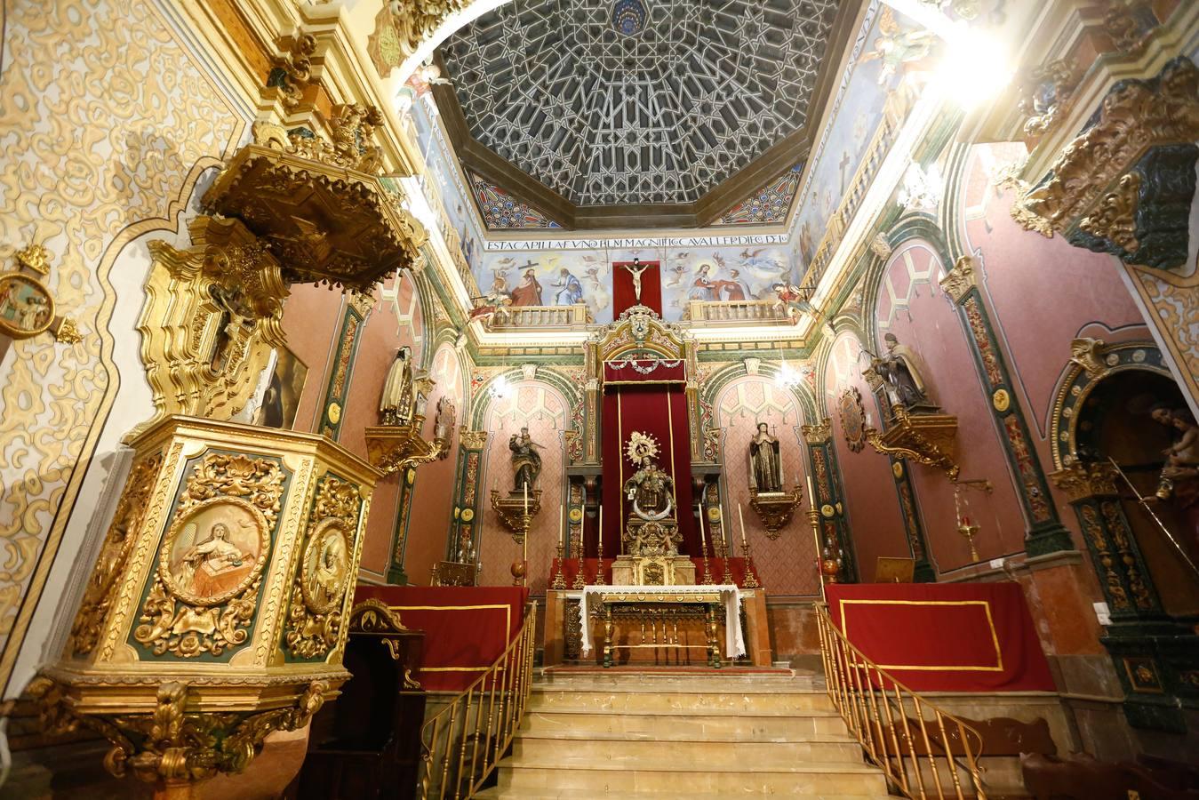 El convento de las Carmelitas Calzadas se descubre al público