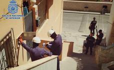 Cinco detenidos en una familia por cultivar 'maría'