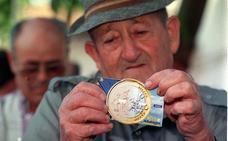 El barrio de Andalucía que fue el primer lugar del mundo donde se usó el euro: «Fue una locura»