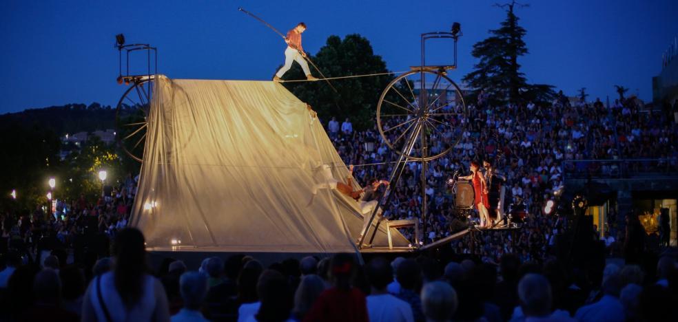 Cirque Rouages, un cuento en el aire
