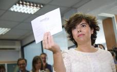 Soraya arrasa en Andalucía