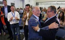 PP-Almería apuesta por «una sola lista» entre los dos candidatos designados para ir al Congreso