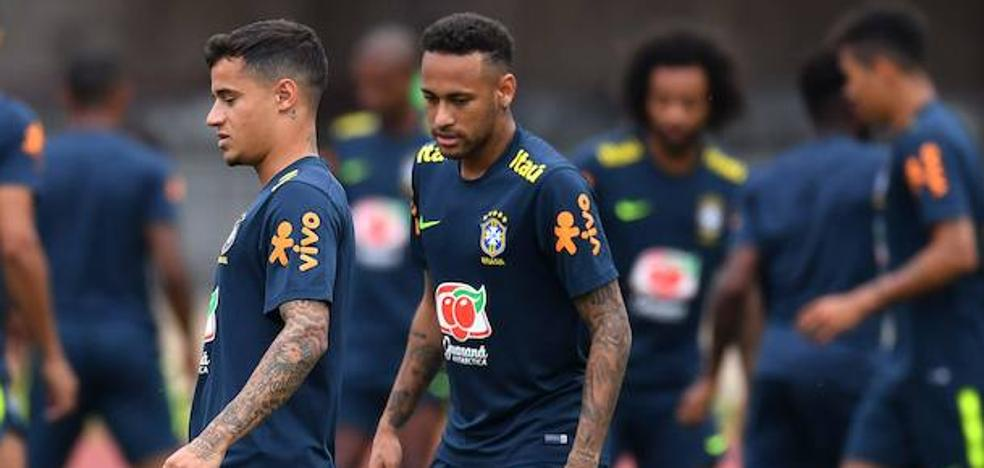Una cuestión de talento entre Brasil y Bélgica
