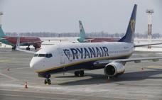 Los empleados de Ryanair harán huelga el 25 y 26 de julio en España, Portugal, Italia y Bélgica