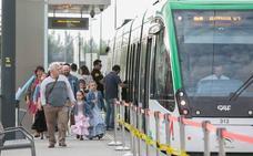 El transbordo gratis entre metro y autobuses de Granada arranca el 15 de julio