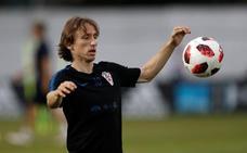 Modric: «Ganar el Mundial con Croacia es como el cuento de hadas más bonito»