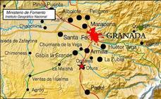 «Ha sido una gran sacudida», un terremoto de 2,6 asusta a Granada