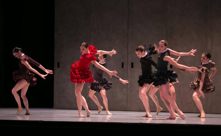 La Compañía Nacional de Danza vuelve al Generalife