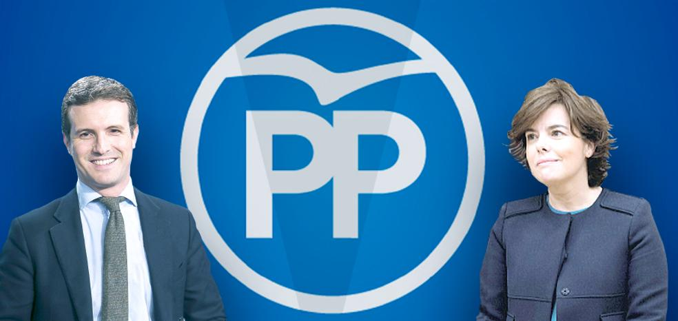 Santamaría gana las primarias del PP y pasa junto a Casado a la segunda fase del proceso