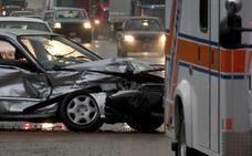 Así debes actuar si tienes un accidente de coche en el extranjero