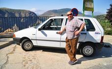 El conductor más longevo de la Alpujarra tiene 93 años