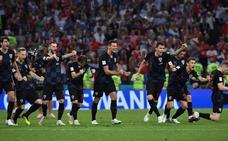 Croacia sobrevive en la agonía