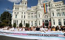 La protección de menores trans y Pacto de Estado frente al VIH, reivindicaciones del Orgullo