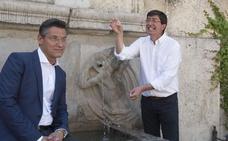 Luis Salvador renuncia a competir con Marín en las primarias andaluzas de Cs