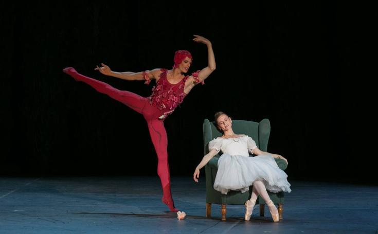 Todas las imágenes del Ballet de la Ópera de París en el cierre del ciclo de danza del Festival
