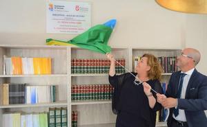 La Diputación invierte 44.000 euros en la Biblioteca Municipal de Torvizcón