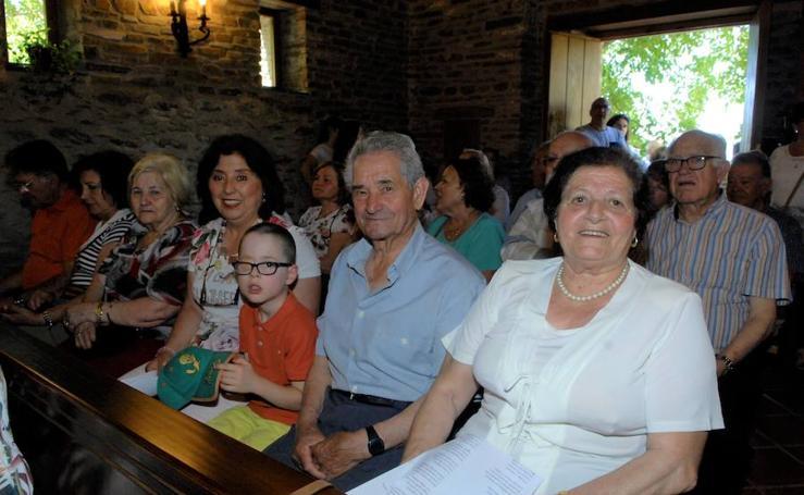 Bubión recupera las fiestas de San Antonio de Padua