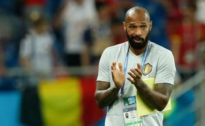 El agente doble Thierry Henry