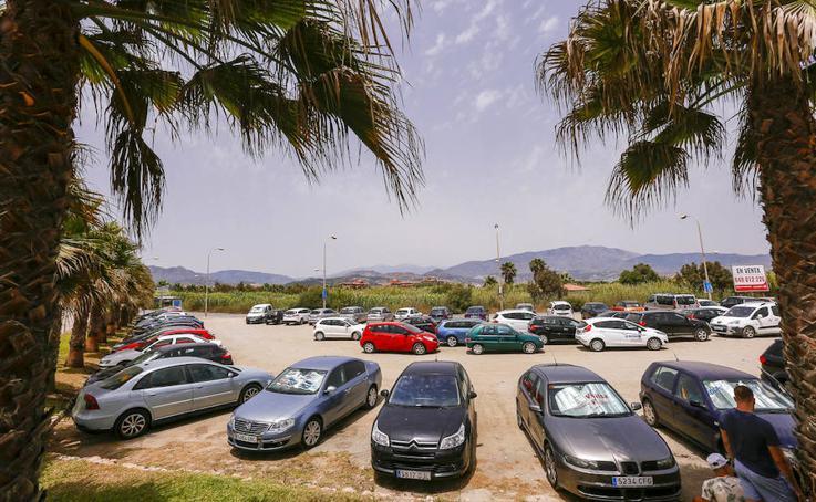 Fin al problemas de aparcamiento en La Herradura