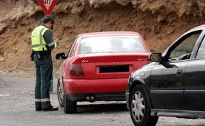 Cada día un almeriense pierde todos los puntos del carnet de conducir