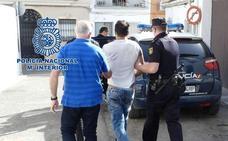 Detenido un menor de edad por robos con violencia y «tocamientos» en el centro de Jaén