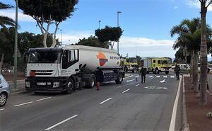 La Policía alerta del número en el que debes fijarte cuando veas un camión: puede ser vital
