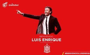 ¿Te gusta Luis Enrique como nuevo seleccionador?