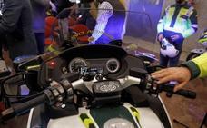 Cuatro motoristas denunciados de las 233 motos controladas en las carreteras de Jaén