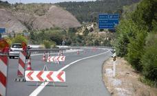 El viaducto tiene restringido el tráfico