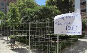 Continúan las obras en Deán Mazas pese a las protestas