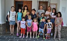El Ayuntamiento de Alpujarra de la Sierra y la Diputación ponen en marcha la Escuela de Verano