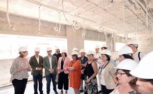 La Junta afirma que las obras del Centro de Salud de Bola de Oro estarán finalizadas en el primer trimestre de 2019