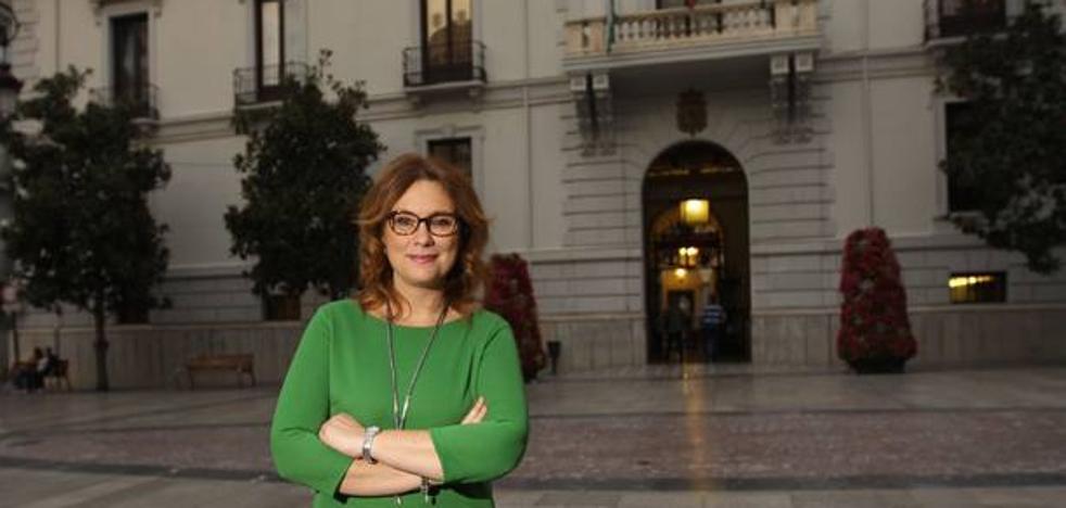 La concejala de Cs María del Mar Sánchez aspira a liderar la lista por Granada para las elecciones andaluzas