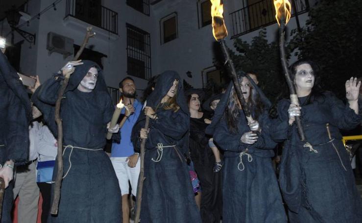 Las fiestas del Embrujo en Soportújar