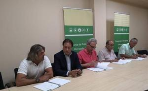 Seis municipios del corredor noroeste se beneficiarán de la tarjeta de transportes del Consorcio Metropolitano de Jaén