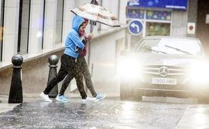 Alerta de los meteorólogos por la lluvia que llega: extremen la precaución
