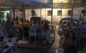 Los hosteleros de Almuñécar sienten «impotencia» ante los nuevos apagones y esperan que no se repitan