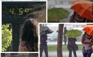 La AEMET avisa de la sorpresa del tiempo en pleno mes de julio