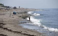 Carchuna, la playa de la arena verde