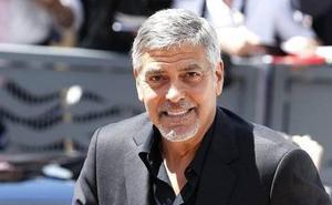 George Clooney, herido en un accidente de tráfico