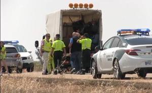 Un conductor borracho y drogado atropella y mata a un hombre delante de su hijo y se fuga