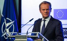 ¡Todos a cubierto! Trump llega a Europa